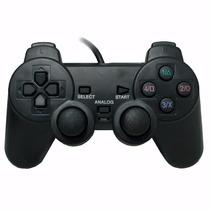 Controle Joystick Dual Shock P/ Playstation 2 E Pc Notebook