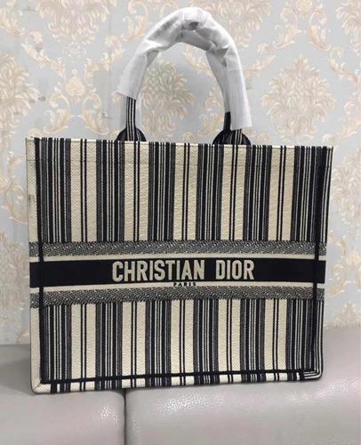 2feabfb75 Promocão Bolsa Dior Book Tote Sacola - Importada Peça Única