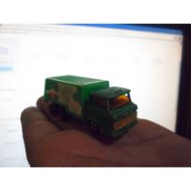 Brinquedo Antigo Caminhao Miniatura Made In Hong Kong 7cm