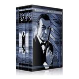Dvds 007 James Bond Coleção Completa 26 Dvds Box Luxo!