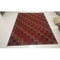 Kilin Patchwork Jadim Indiano 355x255 Artesanal 3,5x2,5m