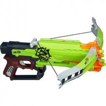 Lançador De Dardos Nerf Zombie Strike Crossfire Hasbro
