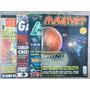 Revista De Vídeo Game Antiga Lote Com 4