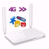 Modem Roteador Dwr 922 Wi-fi 4g Chip Desbloqueado Vitrine