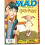 Revista Mad: Sátira Sobre O Filme Harry Potter / Jackie Chan