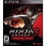 Jogo Ninja Gaiden 3: Razor
