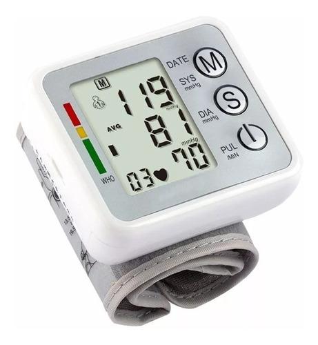 Aparelho Medidor De Pressão Arterial Digital De Pulso Exbom