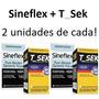 2 De Cada! Emagrecimento: Sineflex + T_sek. Emagrecedor Top!