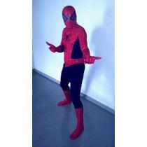 Fantasia Homem Aranha A Mais Perfeita Do Brasil