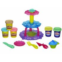 Massa De Modelar Play Doh Torre De Cupcake - Hasbro Original