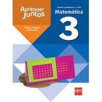 Aprender Juntos - Matemática - 3º Ano - 4ª Ed. 2013