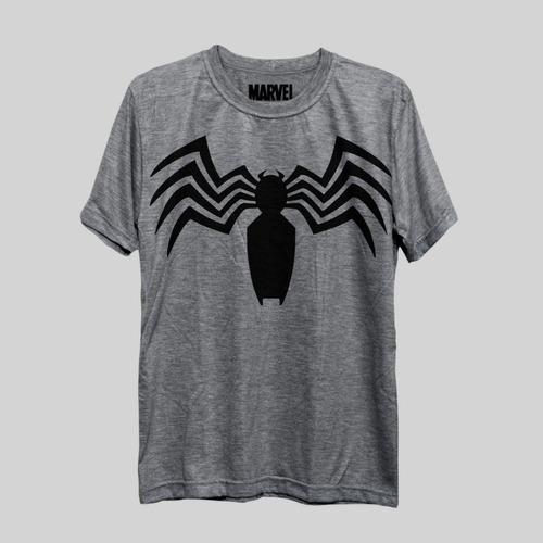 91ebe16f2 Camiseta Venom Simbolo Spiderman Homem Aranha Freekz à venda em Rio ...