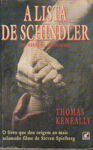 A Lista De Schindler - Thomas Keneally