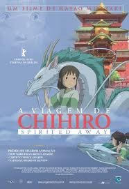 A Viagem De Chihiro - Original - Lacrado