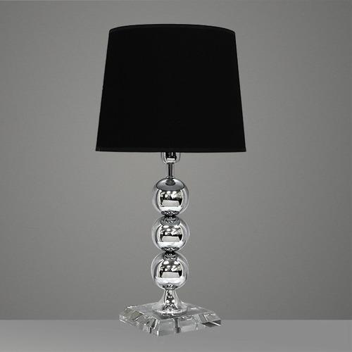 Abajur Metal Preto Para Sala  Luminária Quarto  Lustre  R$ 829,00 no Merca