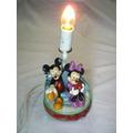 Luminaria Infantil Abajur Mickey Minnie Disney - 220v