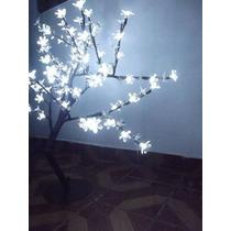 Luminaria Arvore Flores Cerejeira Leds Branca Imaginarium