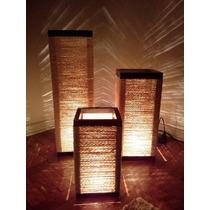 Luminárias De Chão (cisal) - Fabricação Própria