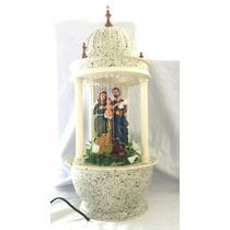 Abajur/cupula/fonte De Óleo Varios Santos. Nossa Senhora São