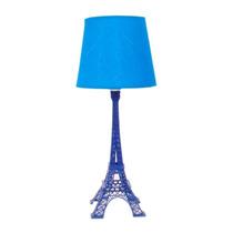 Abajur Torre Eiffel Em Metal Lembrança Da Elegante Paris