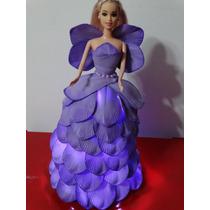 Abajur - Boneca Estilo Barbie
