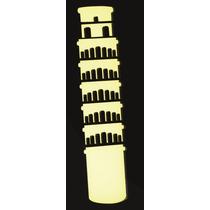 Abajur Torre De Pisa Preto - 1l Eletrônica Max.15w