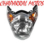 Bloco Óptico Farol Honda Ttitan 150 - Ano: 2009 / 2010 Mix