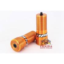 Slider Viper Snake Honda Cbx 250 Twister / Cb 300 - Dourado