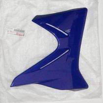 Aba Do Tanque Xtz 125 Azul Lado Direito (original Yamaha)