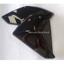 Aba / Carenagem Tanque Ld Preta Dafra Next 250 Original+ Nf!
