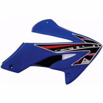 Aletas Laterais Tanque Abas Honda Xr250 Tornado Azul