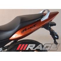 Par De Adesivo Hornet Lateral Rabeta Moto Cb600f Honda