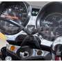 Protetor Painel Relevo Cromo Moto Honda Titan Fan 150 10-13