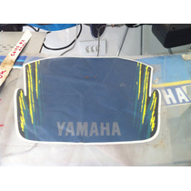 Adesivo Carenagem Dianteira Yamaha Xt600 Ano 94 Preta