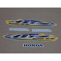 Kit Jogo Adesivo Honda Biz 125 Ks 2008 Amarela Frete R$9,90