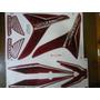 Adesivo Cg 150 Fan Esdi 13 Vermelha Edição Especial Quali 3m