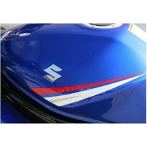 Emblema S Resinado Tanque Suzuki Bandit Srad Bking Hayabusa