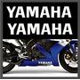 Adesivo Carenagem (par) Yamaha-suzuki-honda-kawasaki-ducati
