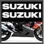 Adesivo Carenagem Yamaha -suzuki -honda -kawasaki -ducati