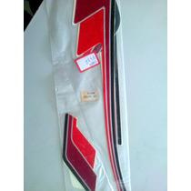 Kit Faixa Adesiva Cb400 83 Prata Frete 6 Reais