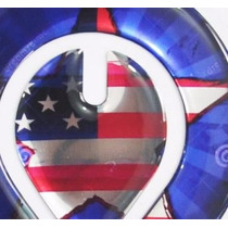 Protetor Bocal Tanque Moto Honda Nx4 Falcon 400 Cap. America