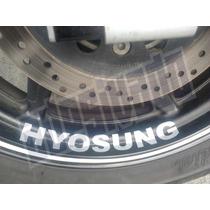 Adesivado Adesivo Roda Racing Kasinski Hyosung Comet Gtr Gt