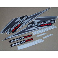 Kit Adesivos Honda Nxr150 Esd Bros 2006 Preta - Decalx