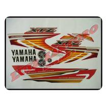 Jogo De Adesivos Faixas Yamaha Xtz125 03 04 05 06 07 08 09