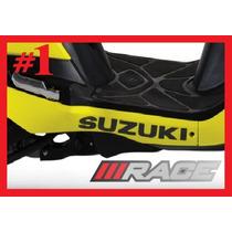 Par De Adesivos Suzuki Para Carenagem Inferior Moto Burgman