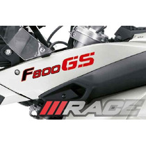 Par De Adesivos F800gs Moto Lateral Carenagem Bmw F800 Gs