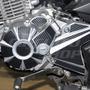 Adesivo Tuning Carbon Motor Moto Yamaha Fazer 150 Frete Free