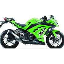 Adesivo Kawasaki Ninja 300r Edição Especial Personalizada