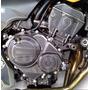 Adesivo Fibra De Carbono, Hornet Cb 600, Proteção Do Motor