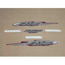 Kit Adesivos Honda Biz 100 Es 2005 Vermelha - Frete R$9,90